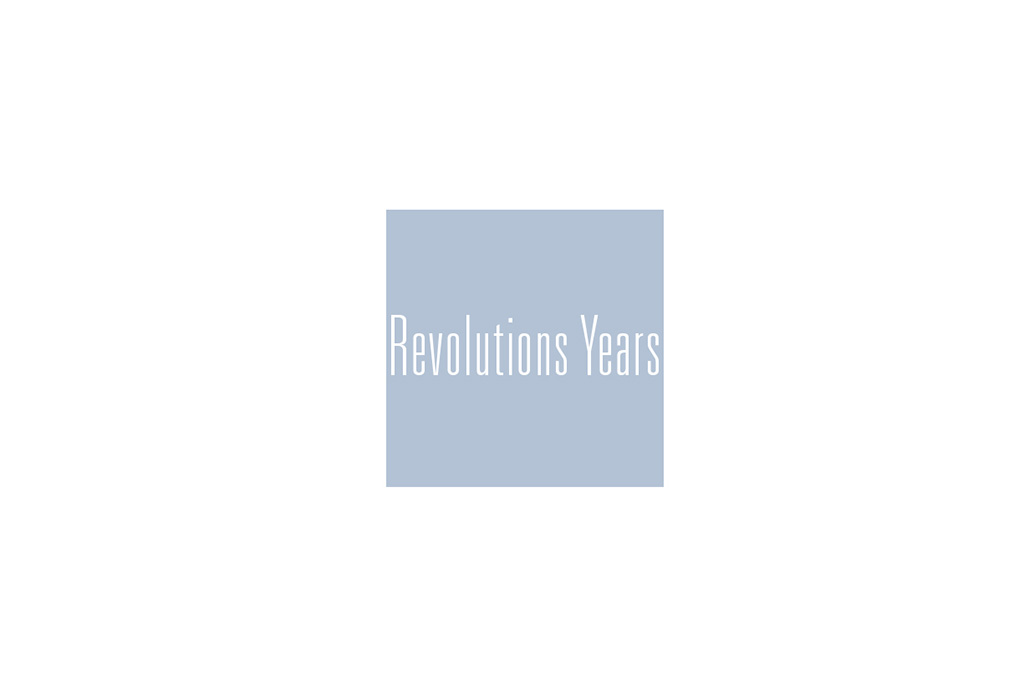 Revolutions Years Silvio Cocco concept