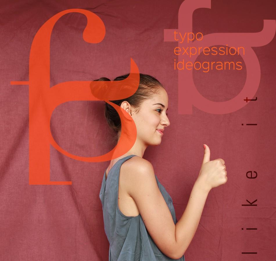 silvio cocco expression typography graphic design
