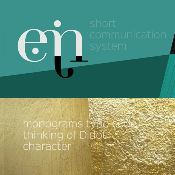 silvio cocco didot typography design