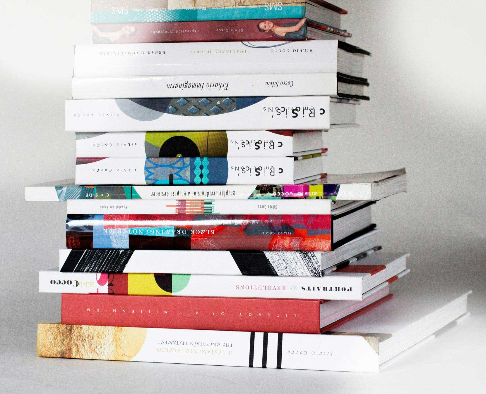 silvio-cocco-books-design-art