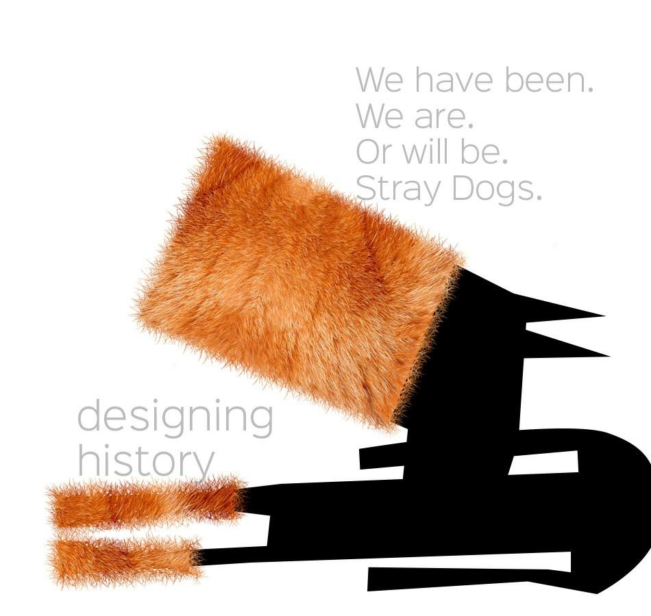 silvio cocco stray dogs graphic design